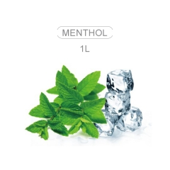 Mint E-Liquid smaak 1L