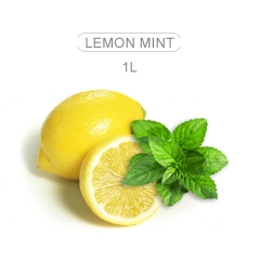 Lemon Mint E-Liquid smaak 1l