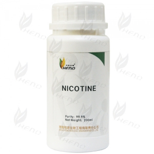 99.9% high purity nicotine company
