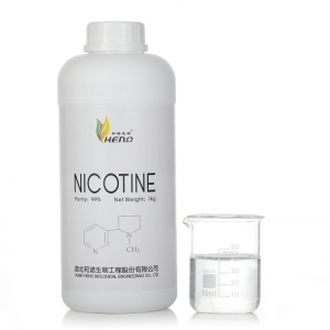 Natural Extracted Medical Nicotine